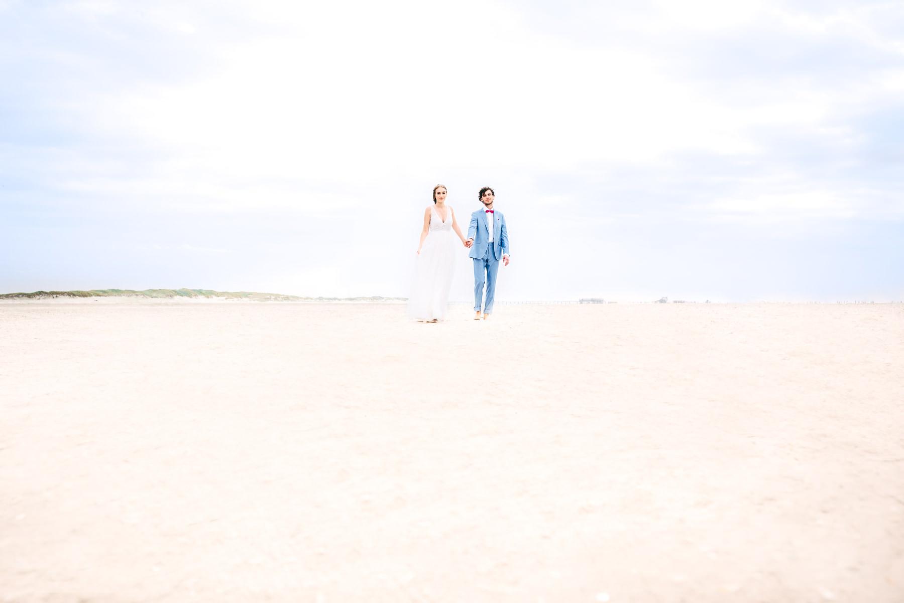 Strandhochzeit