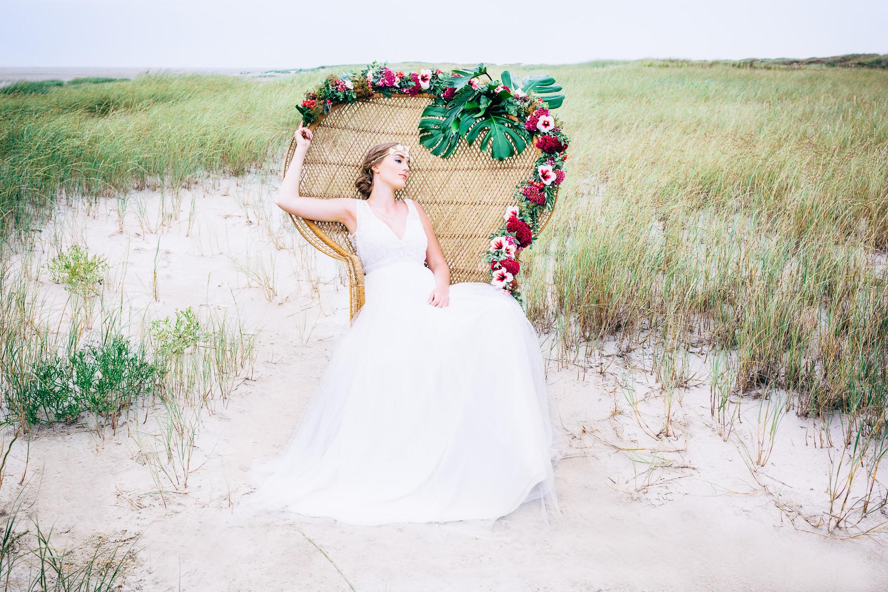 Hochzeit Nordsee
