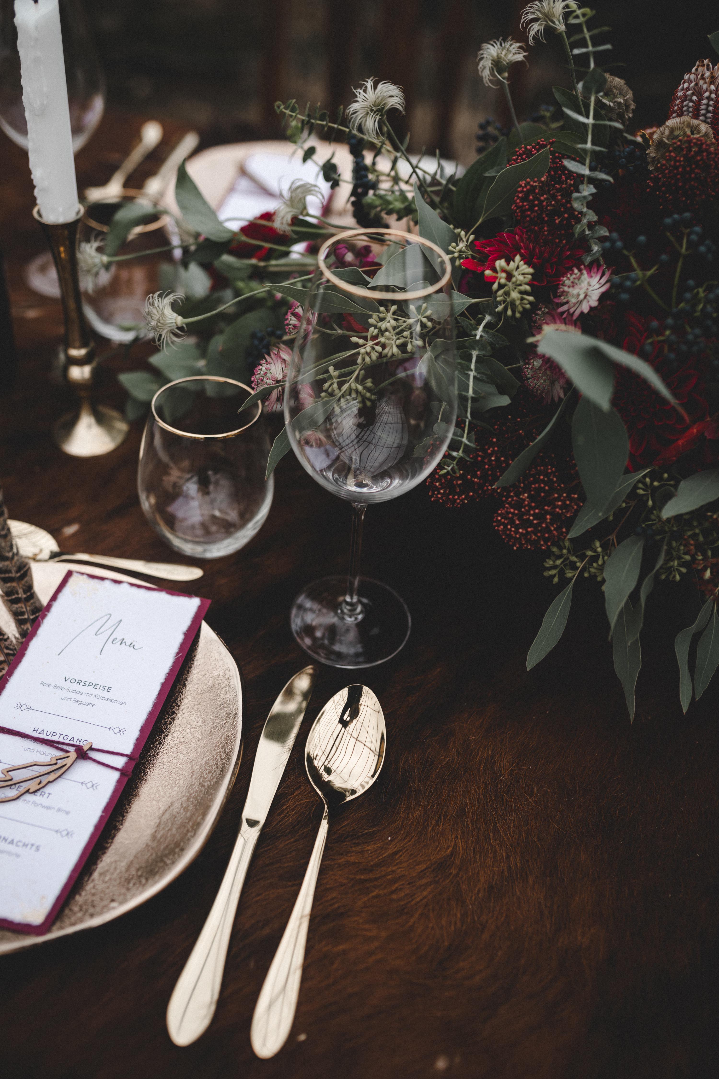 Besteck Hochzeit